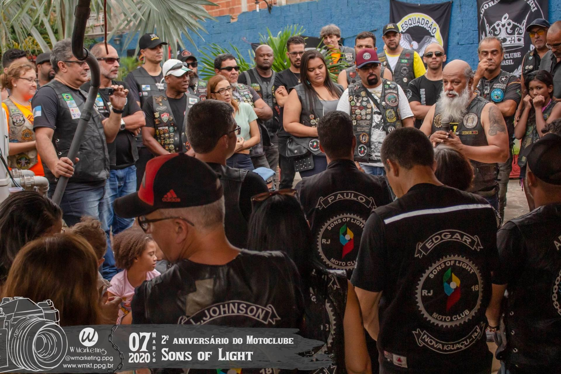 2º Aniversário Sons Of Light Moto Club