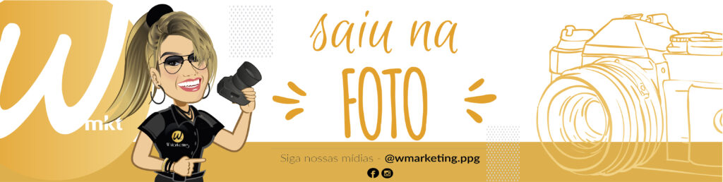 Saiu na Foto no Site W Marketing